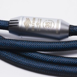 Siltech Crown Princess Audio Cable Close Up
