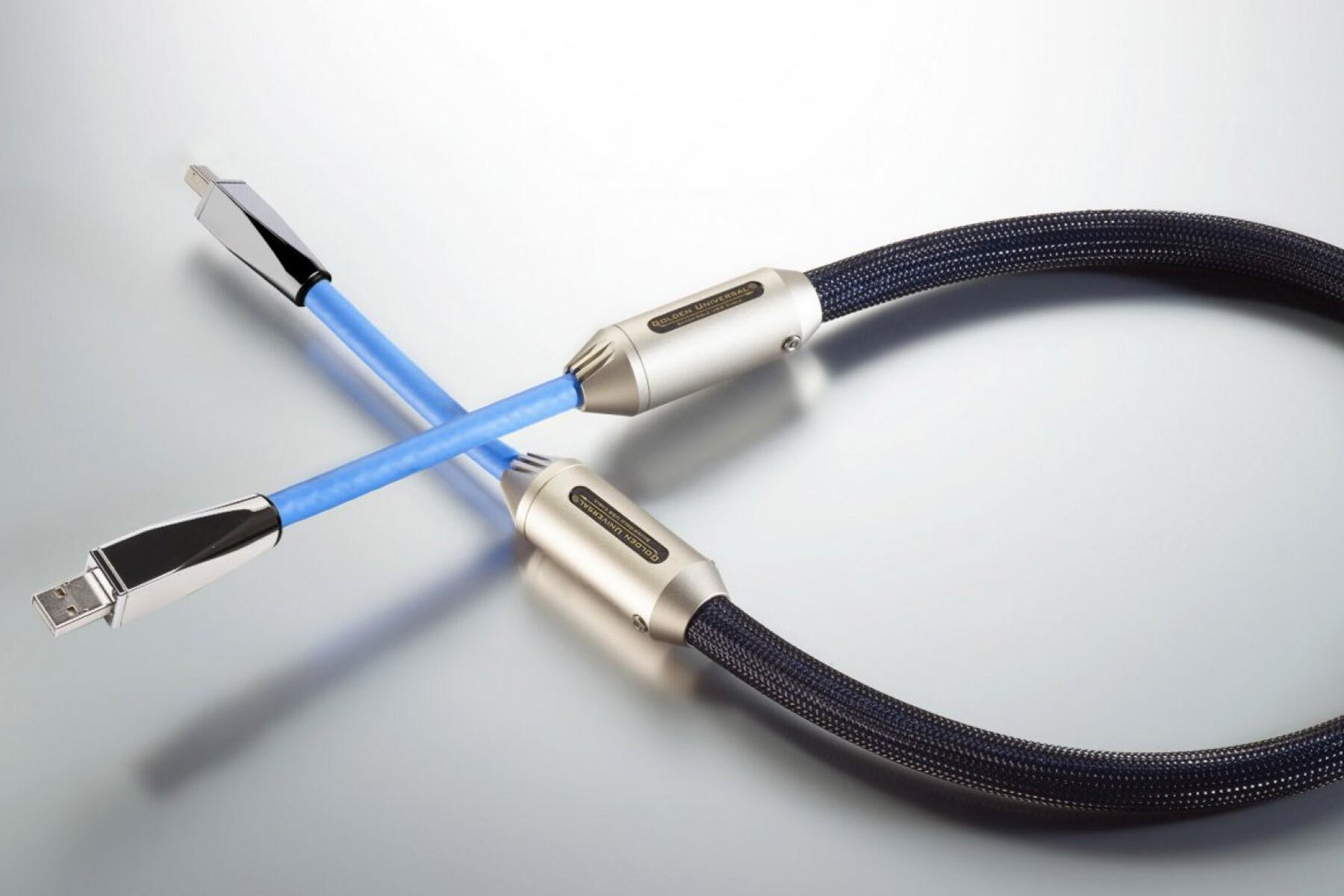 2019 Golden Universal USB Digital Cable Audio