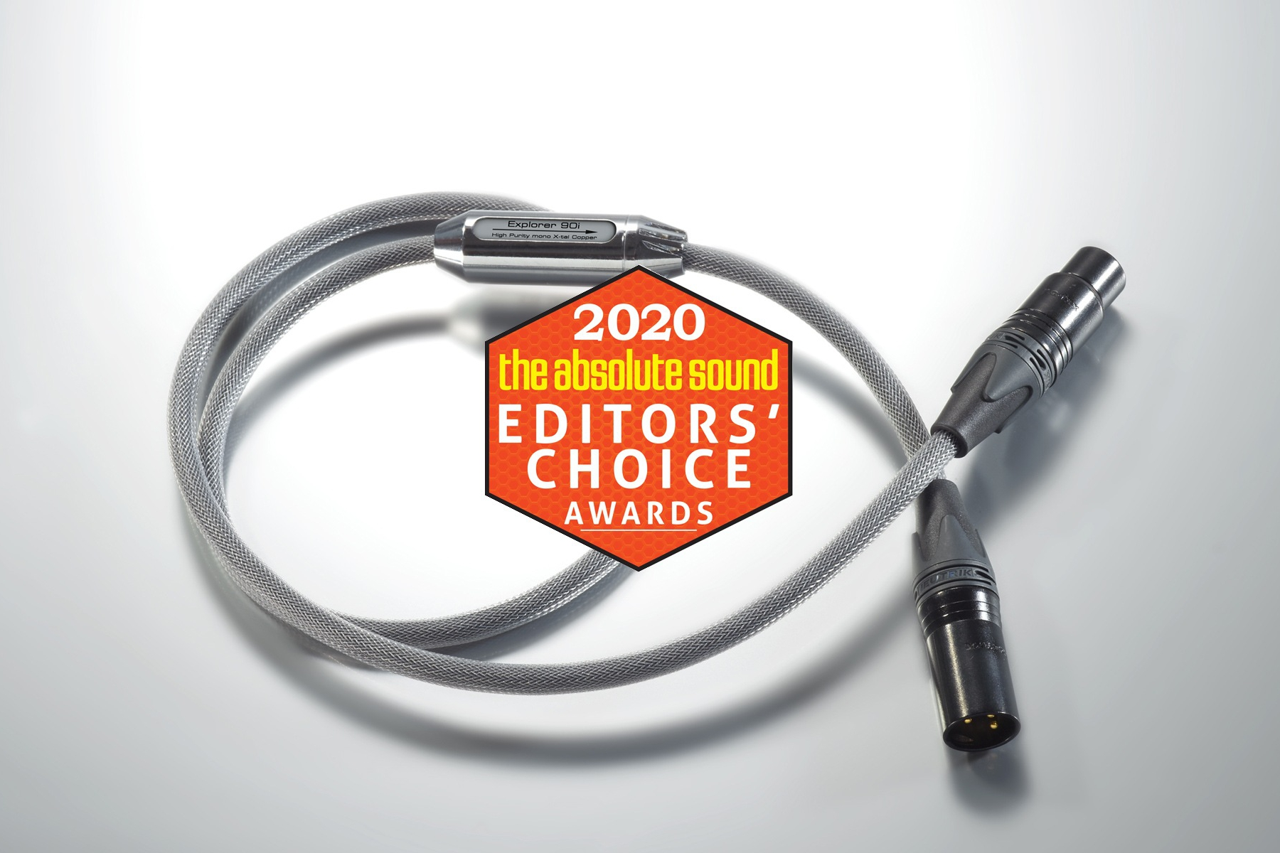Absolute Sound Award Interconnect audio cable