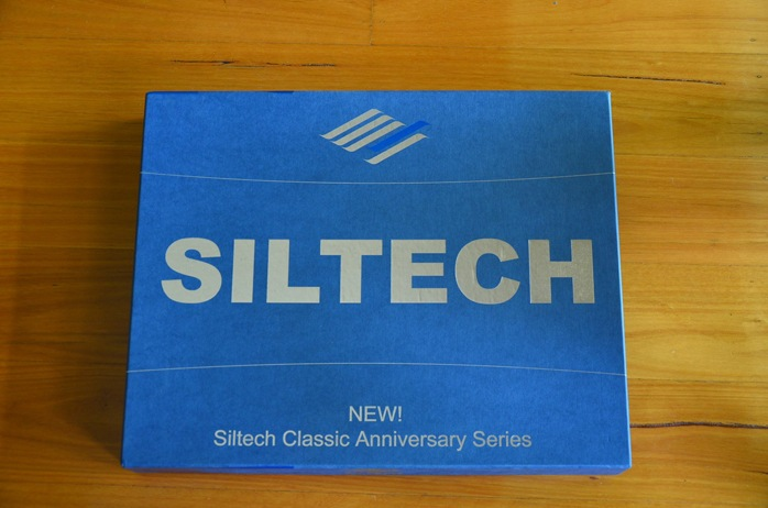Siltech Classic Anniversary Packaging