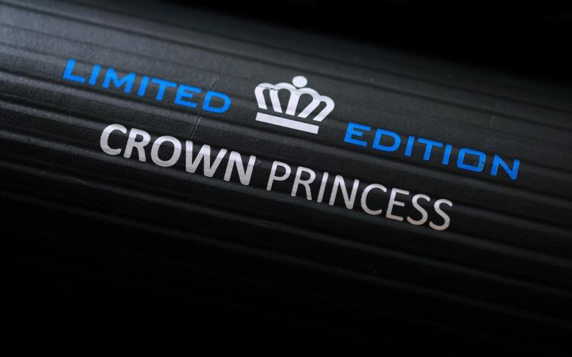 Siltech Crown Princess packaging