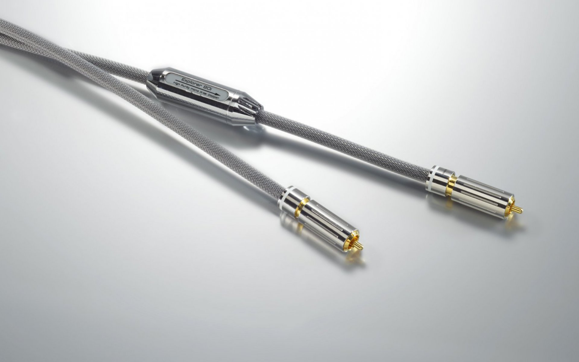 Siltech Explorer 90i Interconnect audio cable with RCA connector
