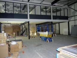 Office renovation Siltech