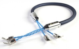 Siltech Classic Anniversary 330L loudspeaker cable Close up