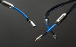 Siltech Empress Crown Interconnect with RCA and XLR connector