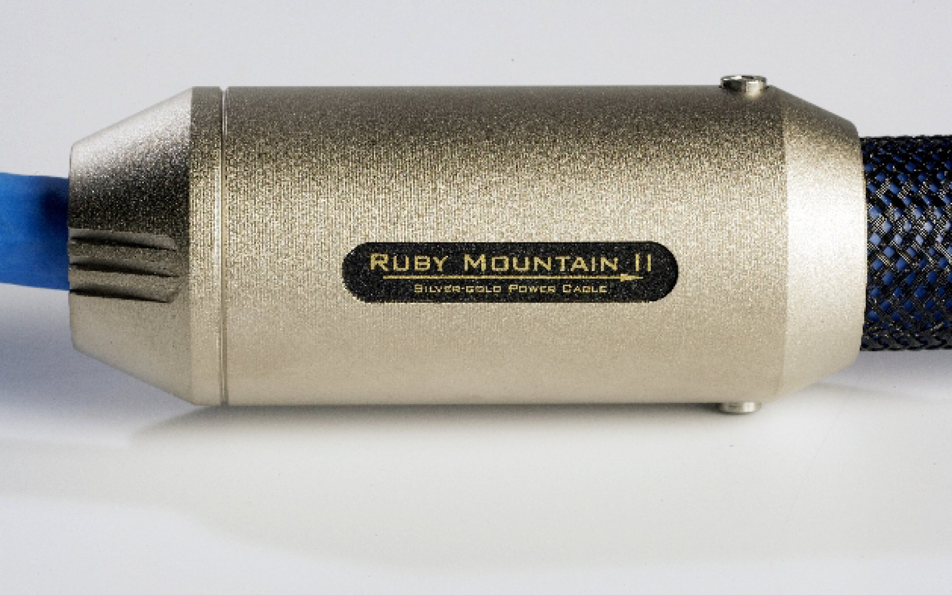 Siltech Ruby Mountain II Power Cable Barrel