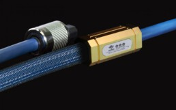 Siltech Triple Crown Power Cable audio Barrel
