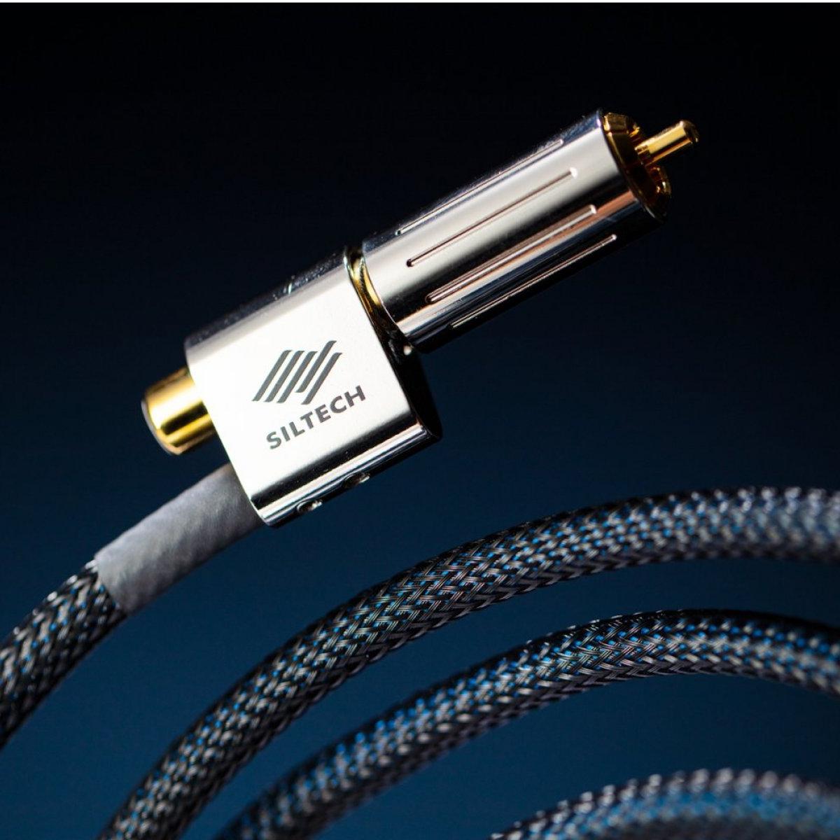 Siltech Legend Zero Ohm audio cable