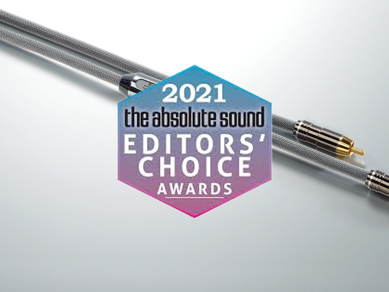 The Absolute Sound Editor's Choice Award for the Explorer 90i and 90L
