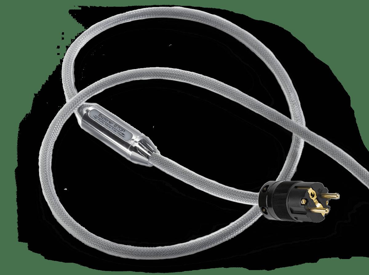 Siltech Explorer 270P Power Audio Cable