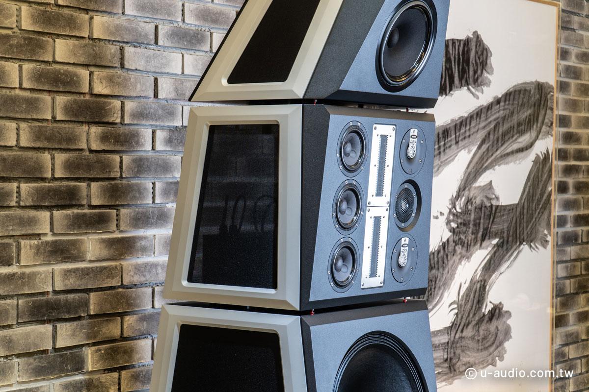 Symphony Close Up Top Cabinet by U-Audio