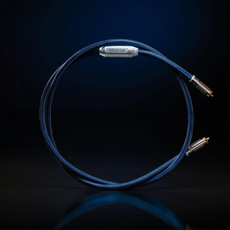 Classic Legend 380 RCA Interconnect Audio Cable